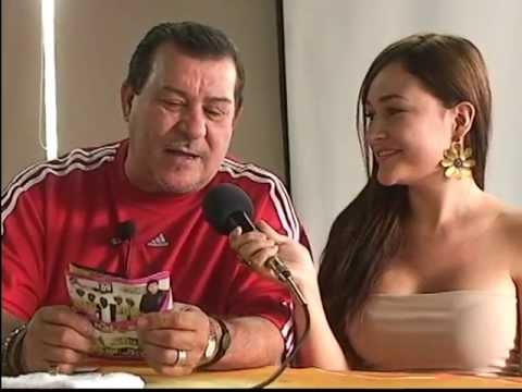 Tito Rojas (enfarrados) - Entrevista - Xiomara Sanchez video