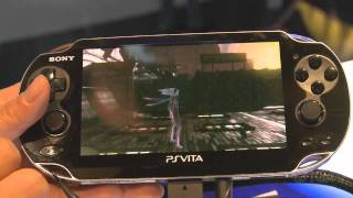 Gravity Vita - E3 2011_ Demo Part 1