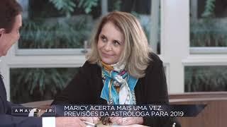 MARICY ACERTA MAIS UMA VEZ - Previsões para 2019