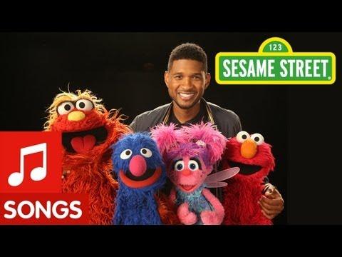 Sesame Street: Ushers ABC Song