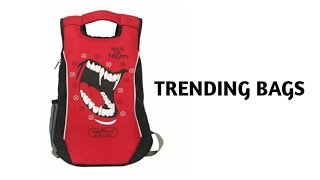 Stylish backpacks with trending designs only on zenclobber