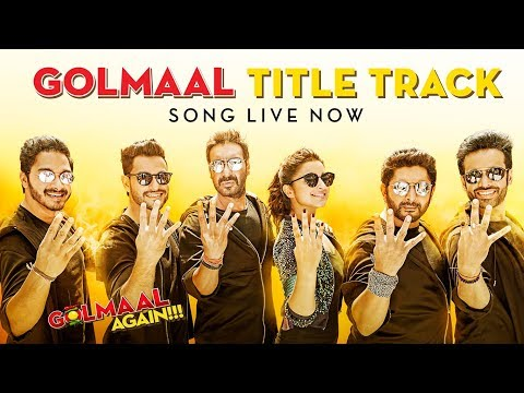 Golmaal Title Track Video Song - Golmaal Again