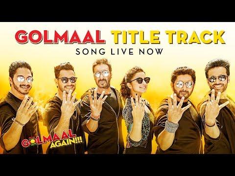 Golmaal Title Track Video Song - Golmaal Again