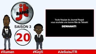 Journal Rappé (S03, épisode 20) : Les coulisses