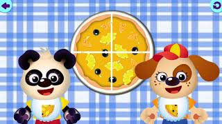 Funny Food ....Angles Parts Wholes ....Baby Baby Games
