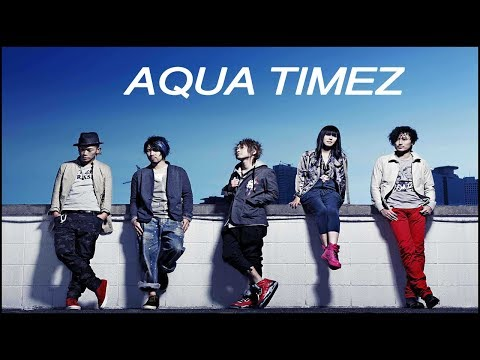 Top 9 Aqua Timez Anime Songs [60fps]