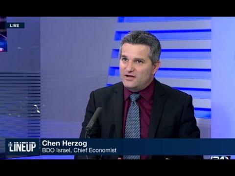 New oil order? Chen Herzog, BDO Chief Economist - חן הרצוג