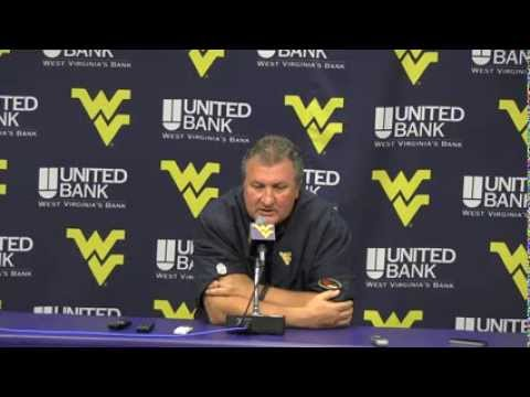 BlueGoldNews.com: Bob Huggins Press Conference 9/30/13