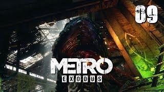 "Let's Play Metro Exodus #09 (PC) ~ ""GIGANTISCHE TSAR-FISH!"" ~ Nederlands, HP OMEN X (2K)"