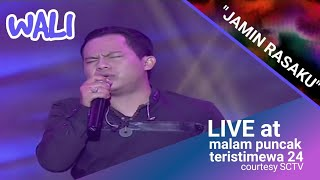 download lagu Wali Band Jamin Rasaku Live At Malam Puncak Teristimewa gratis