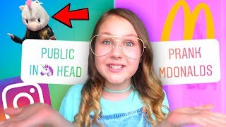 Instagram Followers Control My Life For A Day!! Ruby Rube