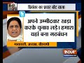 Congress free to contest on all 80 seats: Mayawati