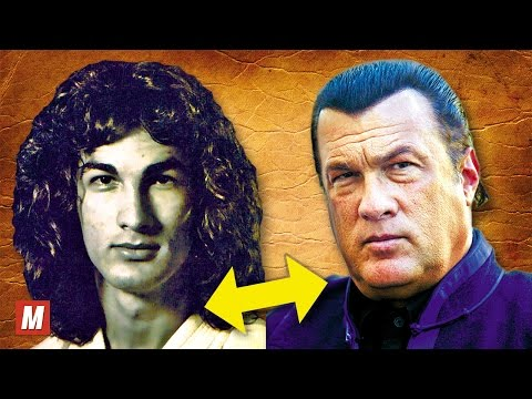 Steven Seagal Tribute | From 10 To 64 Years Old
