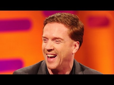 DAMIAN LEWIS: My Invite to the White House (The Graham Norton Show)
