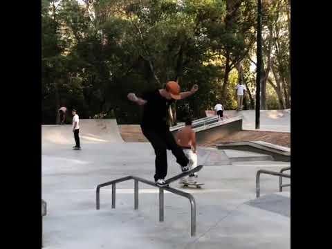 wow 🖤 @gustavoribeiro 🎥: @rick_the_captain   Shralpin Skateboarding