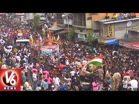 Annual Jagannath Puri Rath Yatra Begins In Puri | Special Live Updates | V6 News