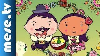 Prakter Mariann: Paprika és Rózsa - gyermekkönyv ajánló (x)