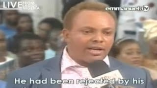 SCOAN 27/07/14: Anointing Water Testimony, Emmanuel TV