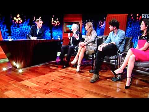 Billy McGuinness,Linda Martin and Louis Walsh Fight (Part 2) On Late Late Show