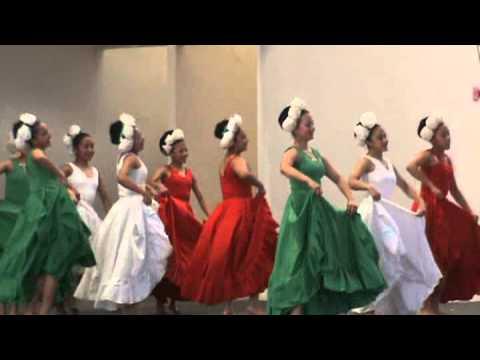 Ballet de villa de las Niñas - Mestizo