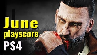 21 Best New PlayStation 4 Games of June 2018 | Playscore
