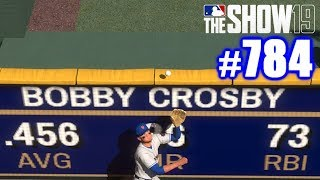 THIS SHOULD HAVE BEEN A HOMER! | MLB The Show 19 | Road to the Show #784