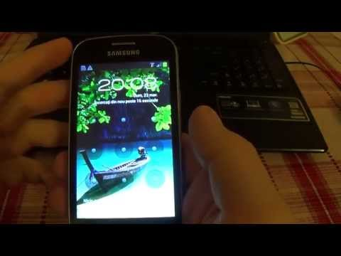 Samsung Glaxy Trend Lite S7390 - Resetare. deblocare cod de telefon. parola ecran sau cont blocat