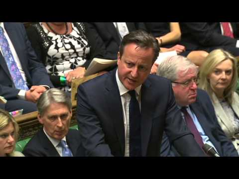 Prime Minister's Questions: 3 June 2015