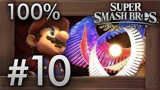 Super Smash Bros. Ultimate: World of Light Part 10 - Final Battle & True Ending - 100% Walkthrough