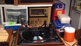 1957 Zenith Cobramatic Record Changer