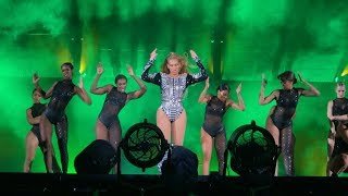 Beyoncé and Jay-Z - Drunk In Love/ Swag Surfin/ Diva/ Clique/ Everybody Mad On The Run 2 Foxborough