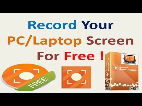 Record Your PC/Laptop Screen For Free In Hindi