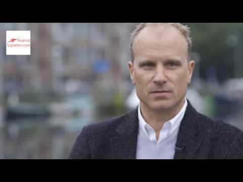 Martin Keown interviews Dennis Bergkamp
