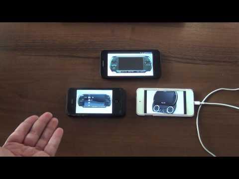 Видео как выбрать PSP