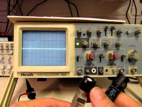 #9: Basic 1X and 10X Oscilloscope Probe tutorial