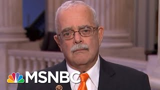 Full Connolly: Cohen Has 'Genuine Reason To Be Concerned' About Public Testimony | MTP Daily | MSNBC