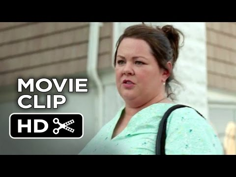 St. Vincent Movie CLIP - Mowing Dirt (2014) - Melissa McCarthy, Bill Murray Comedy HD