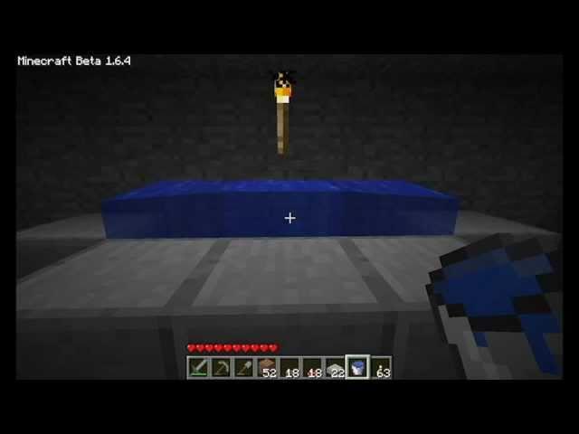 Minecraft Tutorial - Mushroom Farm Tutorial [Beta 1.6]
