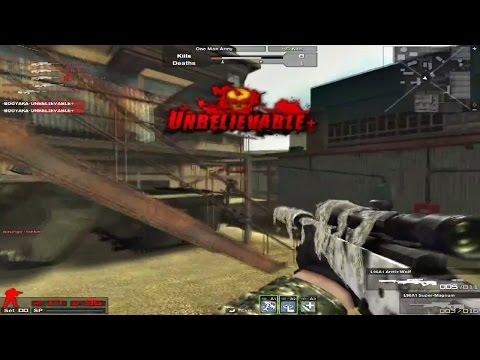 Combat Arms Top 5 Plays - Week 152!