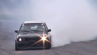 BMW E30 1000HP TURBO COMPILATION!