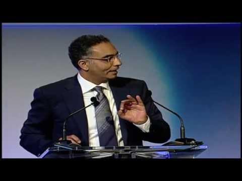 Jonathan Robinson wins 2014 ICANN Leadership Award
