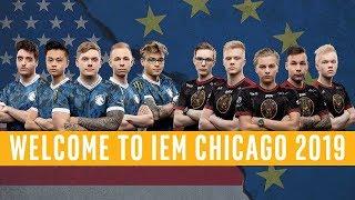 IEM Chicago 2019   Team Liquid & ENCE