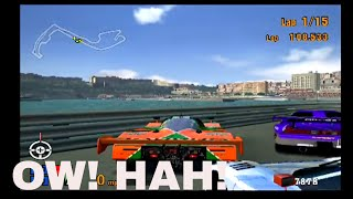 Gran Turismo 3 Playthrough Part 53- REPLAY From COTE D' AZUR! SOME AI STRUGGLES BUT NOT TOO BAD!