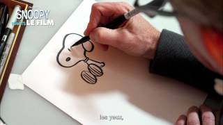Snoopy et les Peanuts - le film : Dessine Snoopy [Officielle] VOST HD
