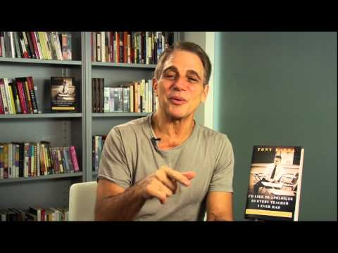 Tony Danza's Message to Teachers