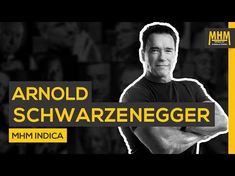 Arnold Schwarzenegger: Lições de vida com o ator
