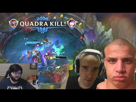 Will Pinkward get the PENTA | Cowsep COSPLAYS Tyler1 to UNLOCK hidden POWERS | OP LoL Stream