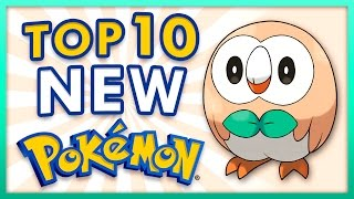 Top 10 Pokemon in Sun and Moon