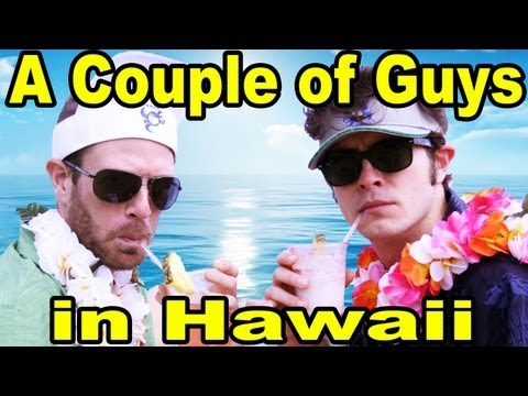 NEW YEARS RAP (A Couple of Guys in Hawaii)