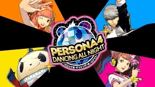 Persona 4 Dancing All Night - ALL FREE DANCE SONGS [Hard]